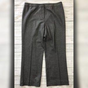 Lafayette is 148 Ankle Crop Wool Silk Dress Pants